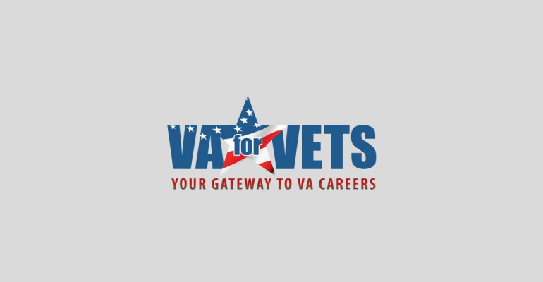 VA for VETS logo