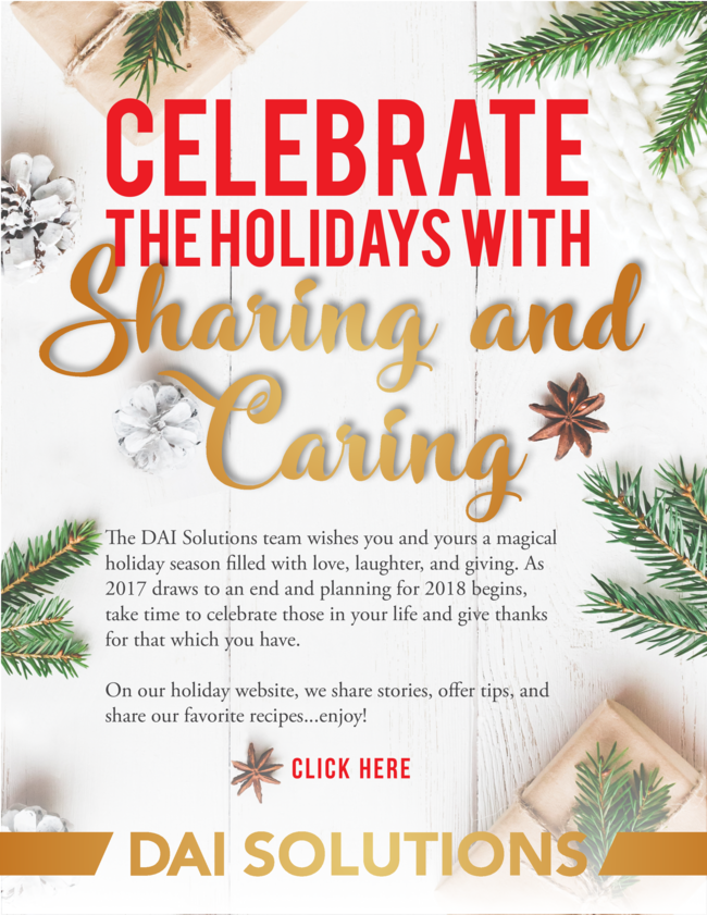 Happy Holidays from DAI Solutions